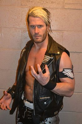 Alex Shelley UCW